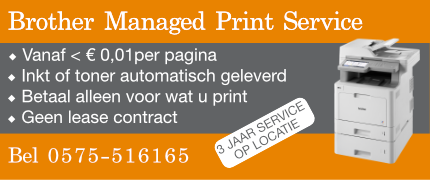 Brother Managed Print Service
